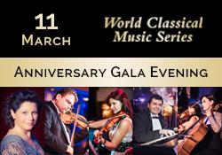 Anniversary Gala Evening Dubai