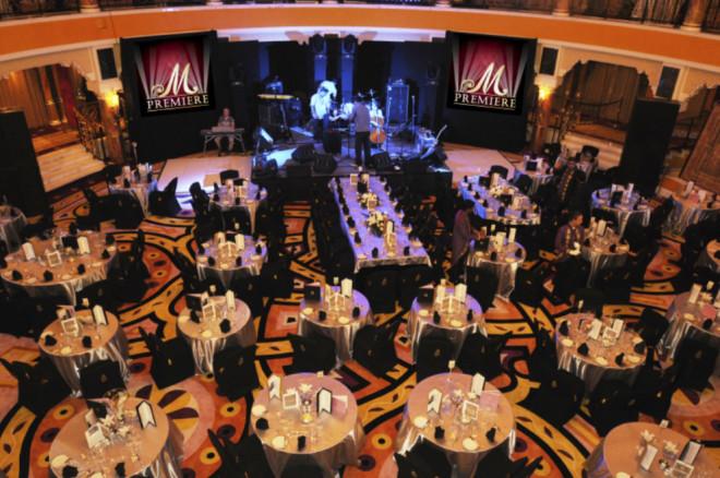 Venue - Al Falak Ballroom, Burj Al Arab