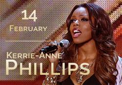 Kerrie-Anne Phillips in Dubai