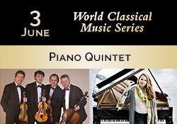 World Classical Music Series – Piano Quintet