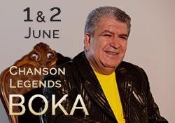 Chanson Legends Boka Dubai Concert