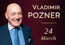 Vladimir Pozner Dubai 2017
