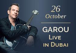 GAROU Live in Dubai